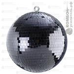 XLine MB-116 Mirror Ball-40 Черный зеркальный шар, диаметр 400мм, Купить Kombousilitel.ru, Зеркальный шар