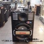 Активная колонка Feiyang QX1012 для уличных выступлений, Купить Kombousilitel.ru, Архив
