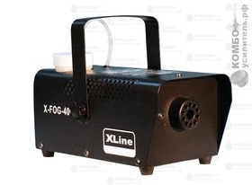 XLine Light X-FOG 400 Генератор дыма, Купить Kombousilitel.ru, Генераторы эффектов