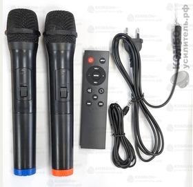 Активная акустика Feiyipu Q22 - 2 твиттера, 1 НЧ динамик USB/SD/Bluetooth/FM/AUX, Купить Kombousilitel.ru, Активная акустика