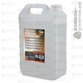 ADJ Fog Juice 2 medium - 5 Liter Жидкость для дым-машины, Купить Kombousilitel.ru, Жидкости