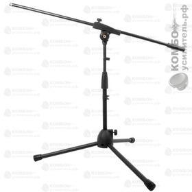 Bespeco MS36NE Стойка микрофонная напольная, Купить Kombousilitel.ru, Микрофонные стойки