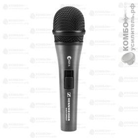 Sennheiser E 825-S Динамический вокальный микрофон, Купить Kombousilitel.ru, Вокальные и универсальные микрофоны