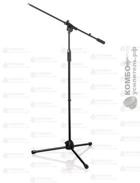 Bespeco MS30NE Стойка микрофонная напольная, Купить Kombousilitel.ru, Микрофонные стойки