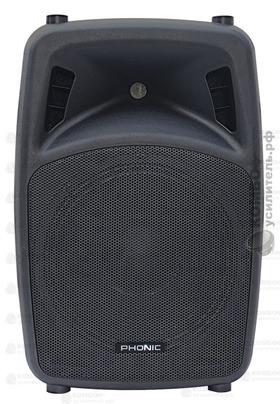 Phonic Jubi 12AR Акустическая система активная с MP3 плеером/рекордером, Купить Kombousilitel.ru, Акустические системы активные