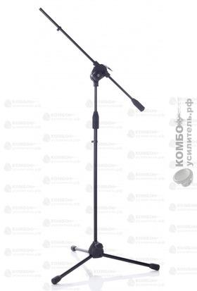 """Bespeco MSF01C Стойка микрофонная """"журавль"""", Купить Kombousilitel.ru, Микрофонные стойки"""