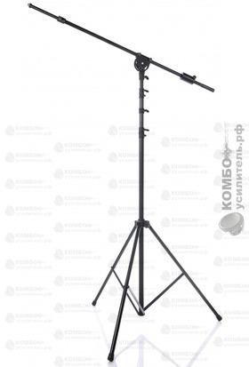 Bespeco MSSTUDIO Стойка микрофонная напольная, Купить Kombousilitel.ru, Микрофонные стойки