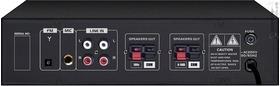 XLine T-80 Радиоузел с поддержкой USB и SD карт, Купить Kombousilitel.ru, Трансляционное оборудование