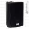 SVS Audiotechnik WS-40 Black Громкоговорите настенный, Купить Kombousilitel.ru, Громкоговорители настенные