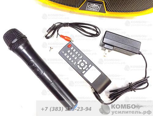 Активная колонка Home Theater Q-712 для уличных выступлений, Купить Kombousilitel.ru, Активная акустика (Комбоусилитель)