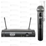XLine MD-261A Радиосистема одноканальная с ручным передатчиком, Купить Kombousilitel.ru, Микрофоны