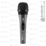 Sennheiser E 835-S Динамический вокальный микрофон, Купить Kombousilitel.ru, Вокальные и универсальные микрофоны