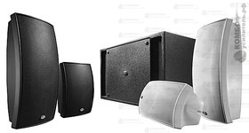 DAS Audio ARCO-24T Акустическая система пассивная 2х-полосная, Купить Kombousilitel.ru, Громкоговорители настенные
