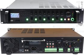 SVS Audiotechnik MA-120 PRO Радиоузел трансляционный, Купить Kombousilitel.ru, Радиоузлы