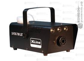 XLine Light X-FOG 700 LED Генератор дыма со светодиодной подсветкой, Купить Kombousilitel.ru, Генераторы эффектов
