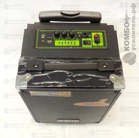 Активная колонка Feiyang Y8-2 на аккумуляторе с Bluetooth и USB входом, Купить Kombousilitel.ru, Активная акустика