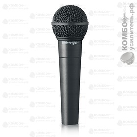 Behringer XM8500A Микрофон вокальный кардиоидный, Купить Kombousilitel.ru, Вокальные и универсальные микрофоны