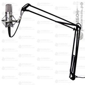 Bespeco MSRA10 Стойка для микрофона на струбцине, Купить Kombousilitel.ru, Микрофонные стойки