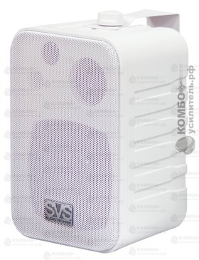 SVS Audiotechnik WSM-20 White Громкоговоритель настенный, Купить Kombousilitel.ru, Трансляционное оборудование