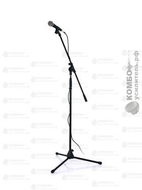 JTS MSP-TK350 Микрофон вокальный со стойкой, Купить Kombousilitel.ru, Вокальные и универсальные микрофоны