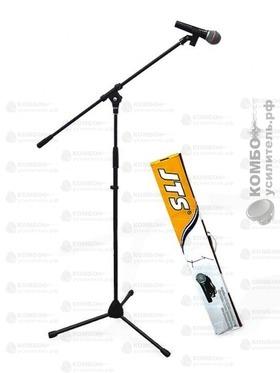 JTS MSP-TM929 Микрофон вокальный со стойкой, Купить Kombousilitel.ru, Вокальные и универсальные микрофоны