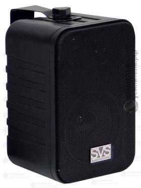 SVS Audiotechnik WSM-20 Black Громкоговоритель настенный, Купить Kombousilitel.ru, Громкоговорители настенные