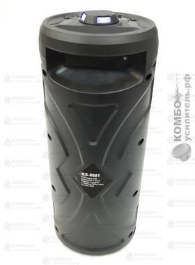 Компактная колонка RS-8881 — 10W. Аккумуляторная USB/SD/Bluetooth/FM/AUX, Купить Kombousilitel.ru, Активная акустика