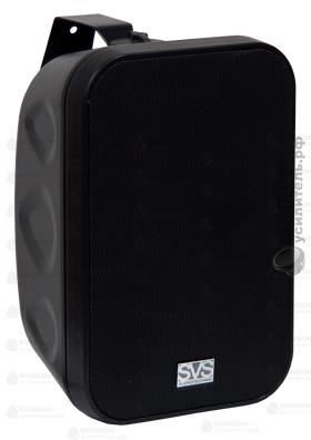 SVS Audiotechnik WSP-80 Black Громкоговоритель настенный, Купить Kombousilitel.ru, Громкоговорители настенные