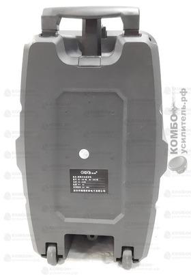 Компактная колонка OG-18K2 — 10W, Мик, USB/SD/Bluetooth/FM/AUX, Купить Kombousilitel.ru, Активная акустика