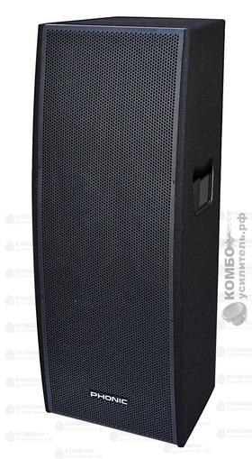 Phonic iSK 215A Deluxe Акустическая система активная, Купить Kombousilitel.ru, Акустические системы активные